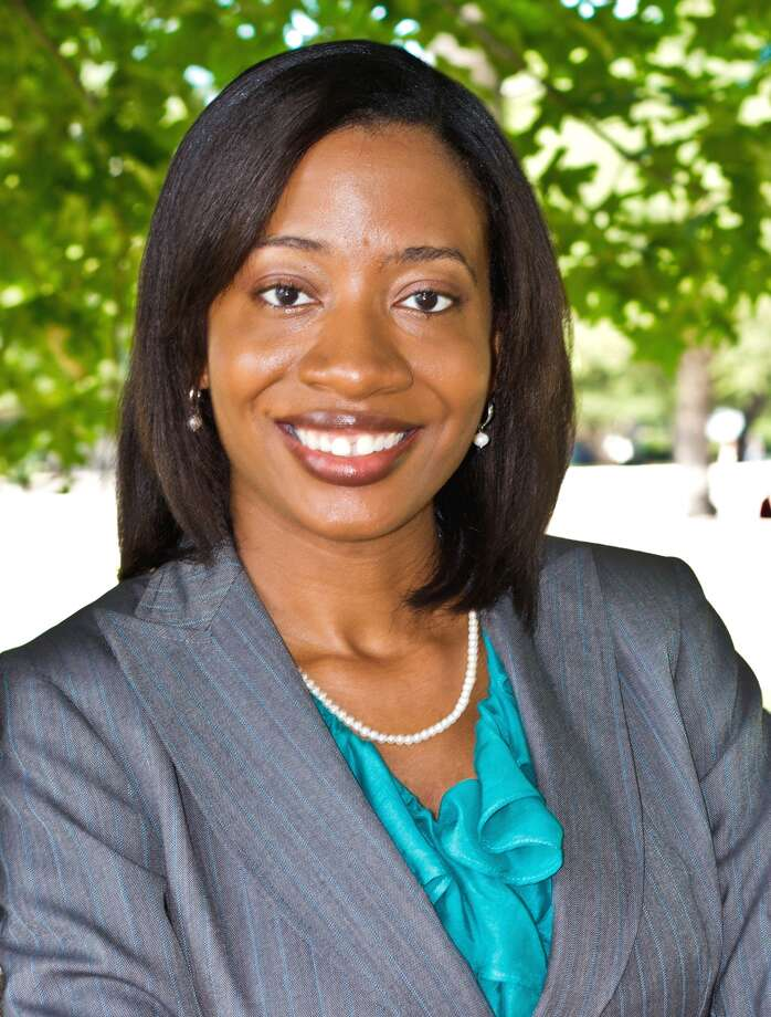 Aisha Dickerson does research on autism at the University of Texas Health Science Center at Houston. Photo:UTHealth