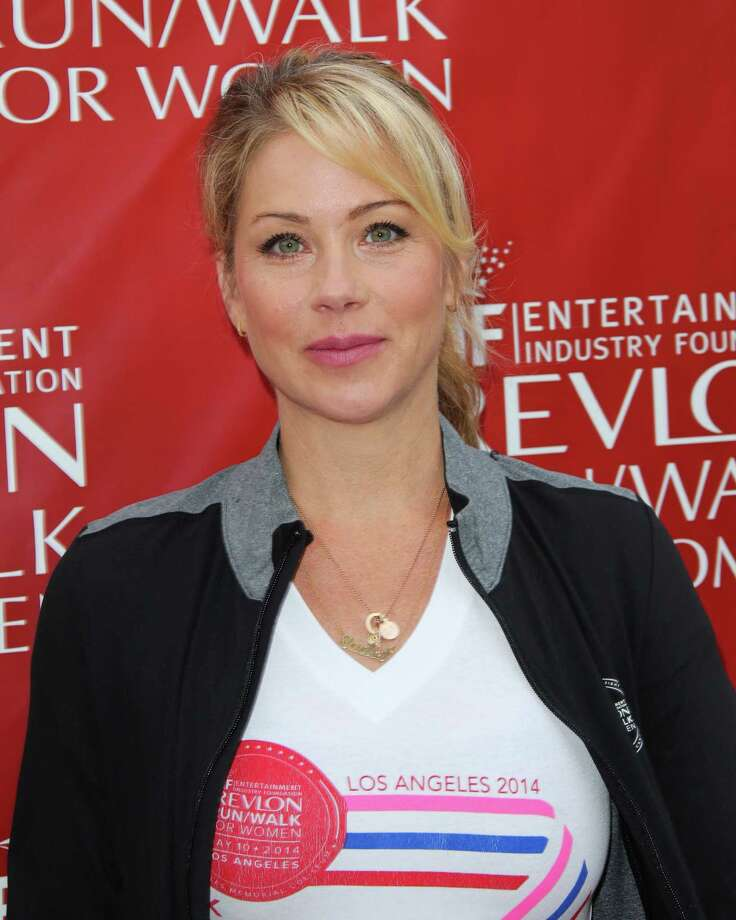 Christina Applegate Photo: Paul Archuleta, Getty Images / 2014 Paul Archuleta