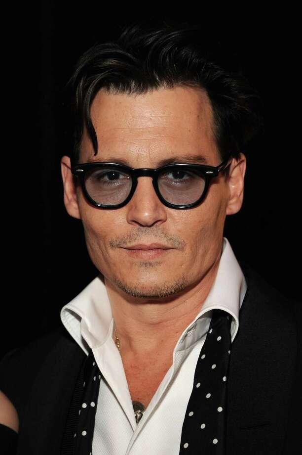 Johnny Depp Photo: Kevin Mazur, Getty Images / 2014 Kevin Mazur