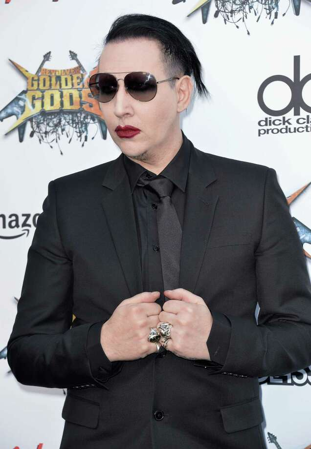 Marilyn Manson Photo: Frazer Harrison, Getty Images / 2014 Getty Images