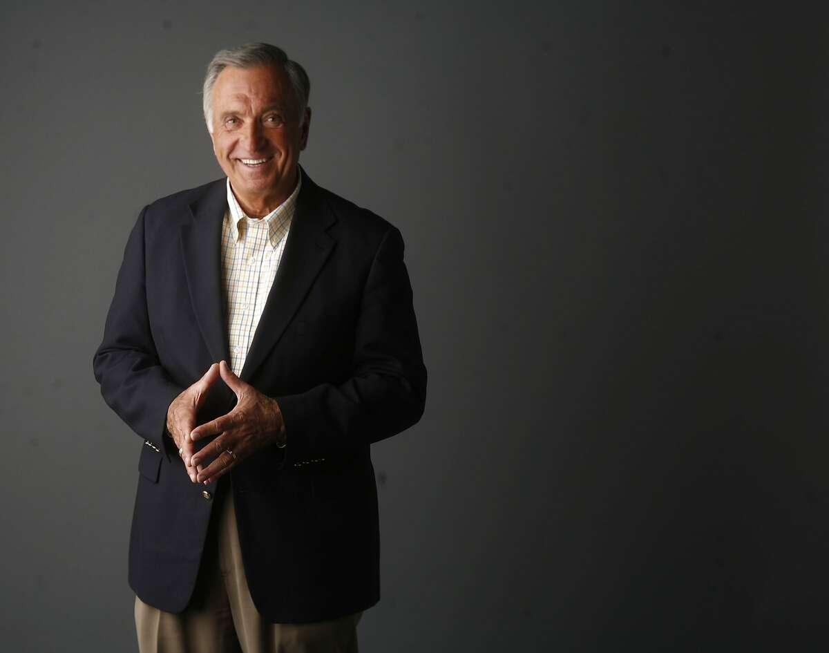 Former San Francisco Mayor Art Agnos.