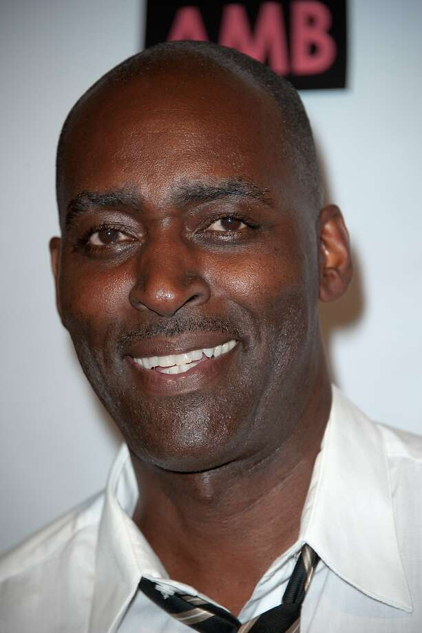 """Michael Jace played a police officer on the FX series """"The Shield."""" Photo: Richard Shotwell, Associated Press"""