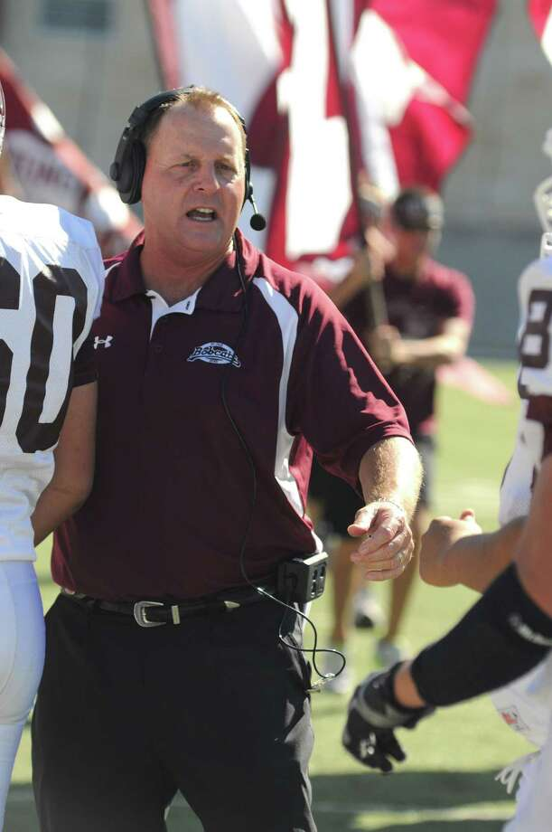 Cy-Fair football head coach Ed Pustejovsky and the Bobcats will look to repeat as District 17-5A champs in 2012. Photo: L. Scott Hainline / The Chronicle