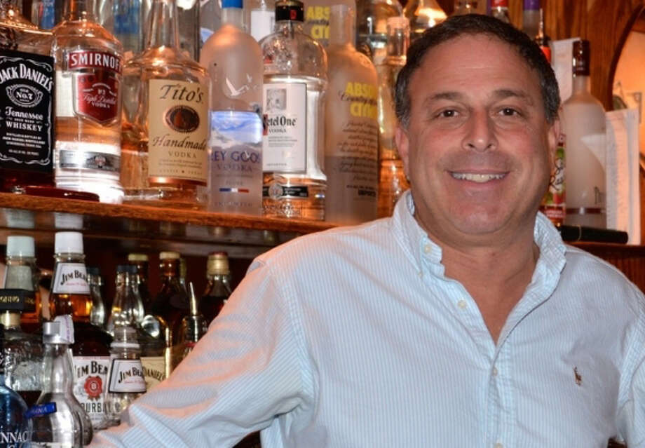 "Steve Carpentieri, seen here behind the bar at his Dunville's Restaurant, is featured in the documentary, ""Hey Bartender."" The film will be screened Thursday evening, May 29, and Christ & Holy Trinity Church. Photo: Contributed Photo / Connecticut Post Contributed"