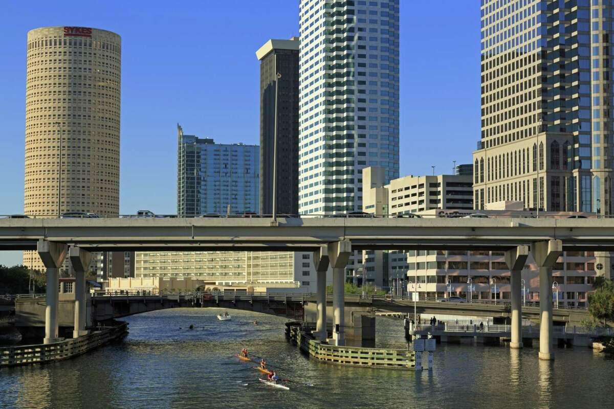 4. Tampa, Florida Total Score: 65.43