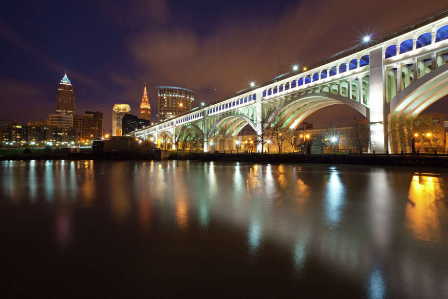 3. Cleveland, Ohio Photo: Lightvision, LLC, Getty Images / Flickr RF
