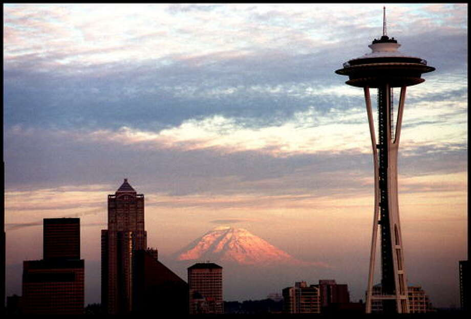 2) Seattle - $114 Photo: Dan Callister, Getty Images / Getty Images North America