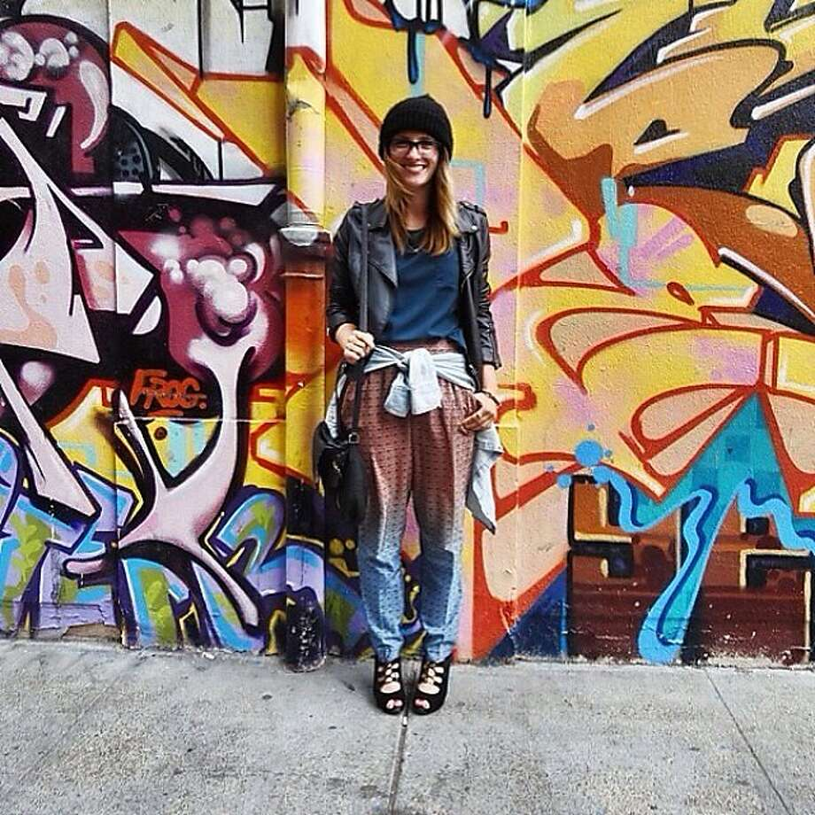 #SFStyle contest winner Aimee Rancer's winning post. Photo: @aimeerancer