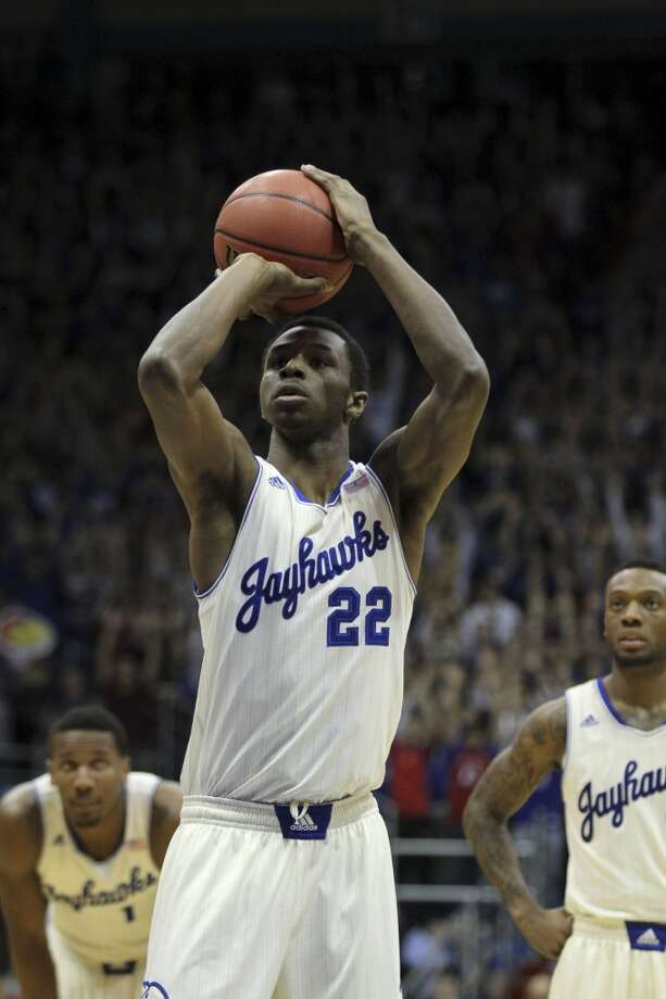 Andrew Wiggins, Kansas, 6-8, G/FThe Canadian, who played one year at Kansas averaging 17.1 points and 5.9 rebounds, may have the most sheer talent in the draft. He is long and athletic, has solid ball-handling skills and a good release. The 19-year old is also known for being coachable and intelligent. Photo: Ed Zurga, Getty Images