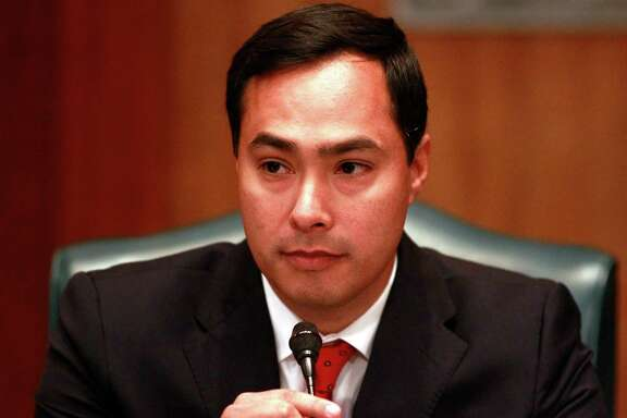 """Congressman Joaquin Castro speaks during a hearing on """"The Need for Comprehensive Immigration Reform in Texas and the Nation"""" on Monday, July 29, 2013, in Houston. ( J. Patric Schneider / For the Chronicle )"""