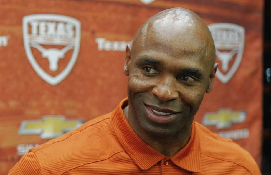 While new UT coach Charlie Strong has been making the rounds throughout the state, it appears the Longhorns' recruiting fortunes also have been making up some ground. Photo: Rodger Mallison, MBR / Fort Worth Star-Telegram