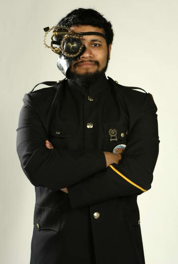 steampunk (n., 1987): science fiction dealing with 19th-century societies dominated by historical or imagined steam-powered technology