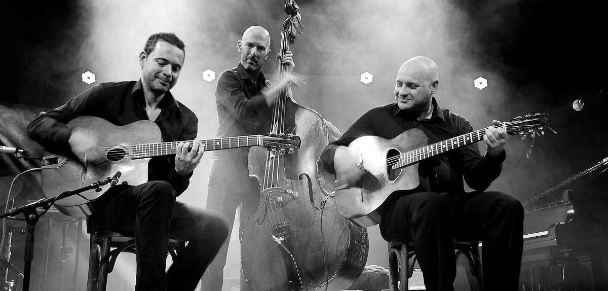 Robin Nolan Trio Part of Django Fest