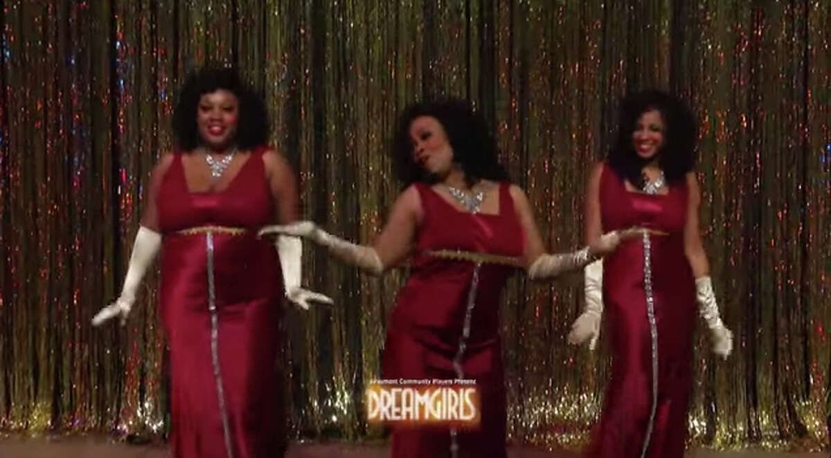 THEATER: 'Dreamgirls' by Beaumont Community Players When: Friday and Saturday, 7:30 p.m. Where: Betty Greenberg Center for the Performing Arts, 4155 Laurel Street More info