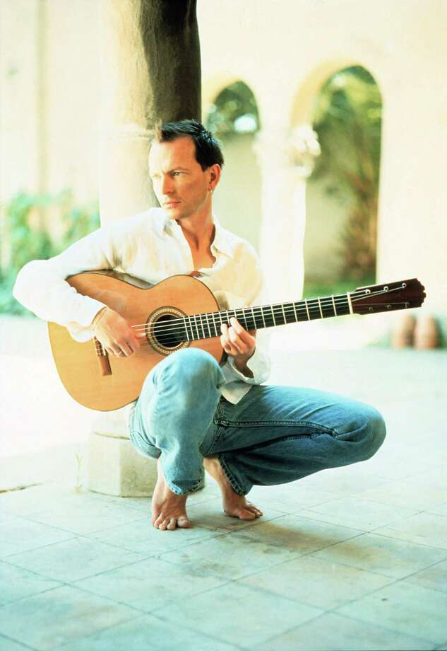 Five-time Grammy-nominated flamenco-jazz guitarist Ottmar Liebert performs at Ridgefield Playhouse on Friday, May 23. Photo: Contributed Photo / The News-Times Contributed