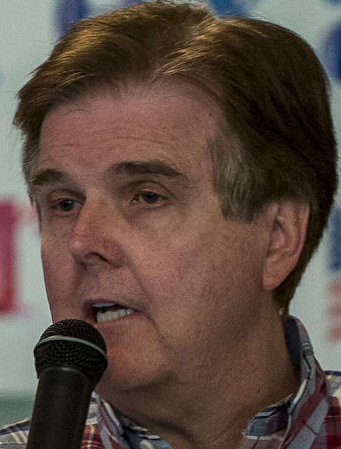 File photo: State Sen. Dan Patrick. (AP Photo/Austin American-Statesman, Ricardo B. Brazziell) Photo: Ricardo B. Brazziell, Associated Press / Austin American-Statesman