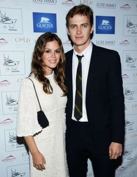 'Hart of Dixie' actress Rachel Bilson welcomed her first child with boyfriend Hayden Christensen, a daughter named Briar Rose on October 29.