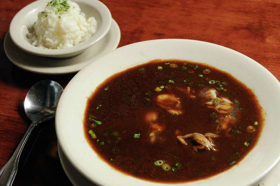 The gumbo at Danton's Gulf Coast Kitchen received high marks for freshness. Photo: Dave Rossman, Freelance / © 2013 Dave Rossman