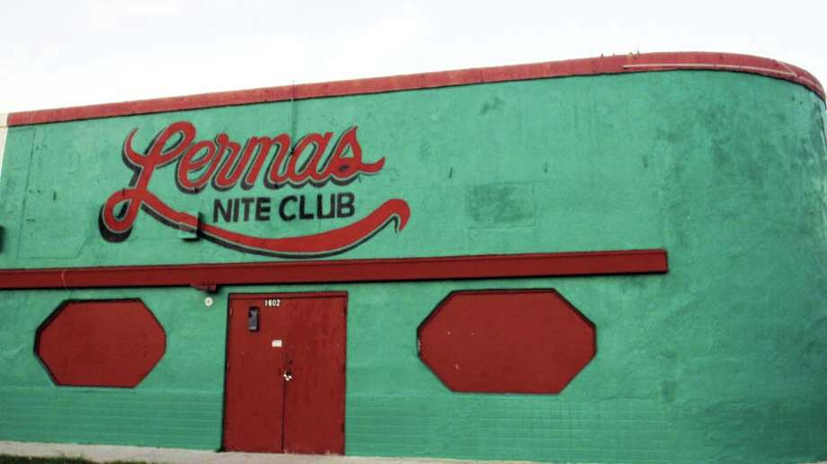 Lerma's Nite Club (Bexar County)Located in San Antonio, the club was among the longest-running live music venues in South Texas, hosting famous Tejano artists. It stands as a landmark to Texas music history. Photo: Preservation Texas