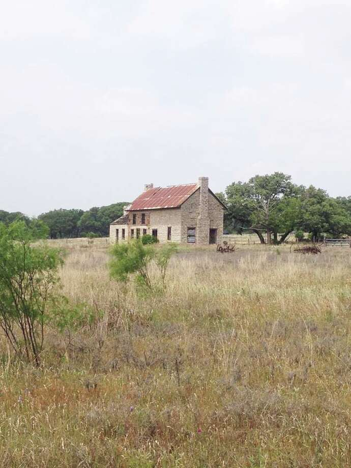 Dorbandt House (Burnet County)Near Marble Falls and built for Danish pioneer Christian Dorbandt, the limestone house is one of the most photographed in Texas. Photo: Preservation Texas