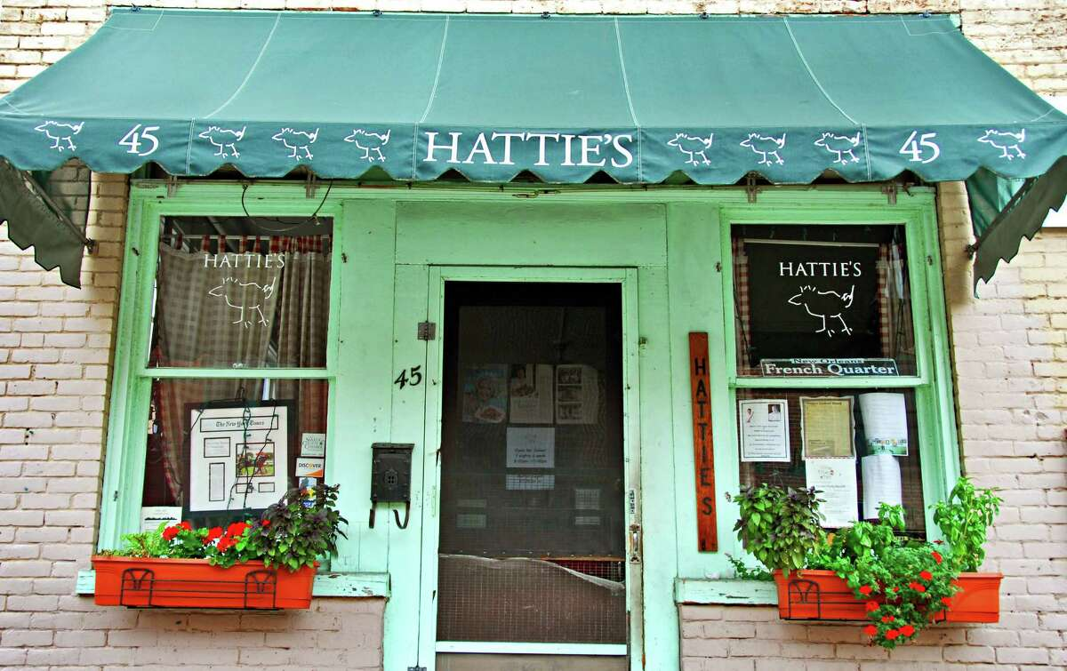 Hattie's The original location at 45 Phila St. in Saratoga Springs was voted the Best of the Capital Region for southern cuisine by Times Union readers.