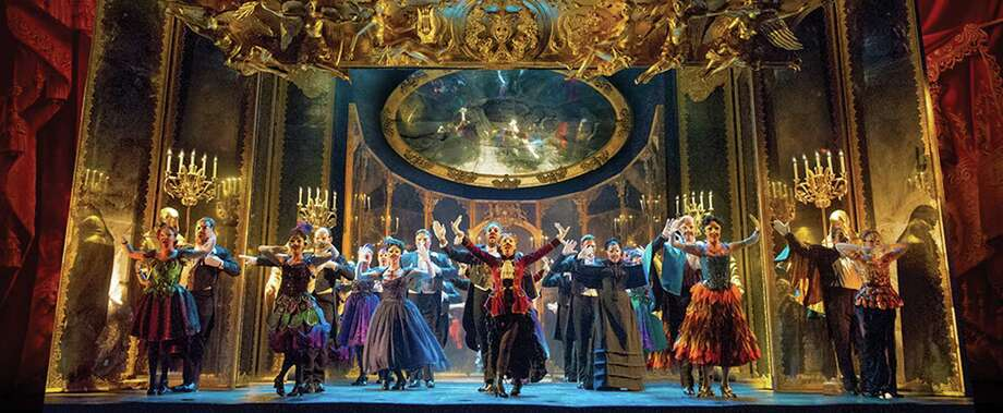 "CREDIT: ALASTAIR MUIR  The company performs ""Masquerade"" in a scene from ""The Phantom of the Opera."""