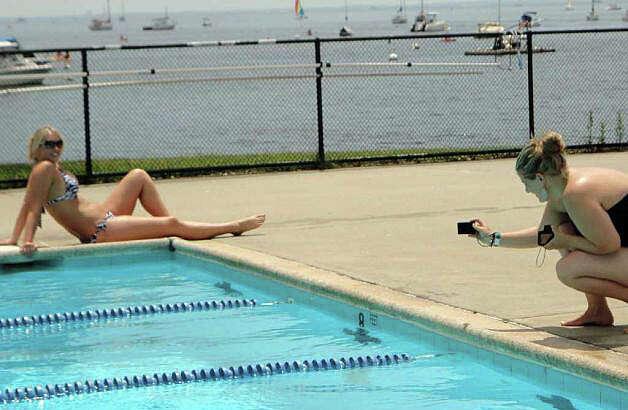 No Holiday Swimming Winter Fallout Closes Longshore Pools Westport News