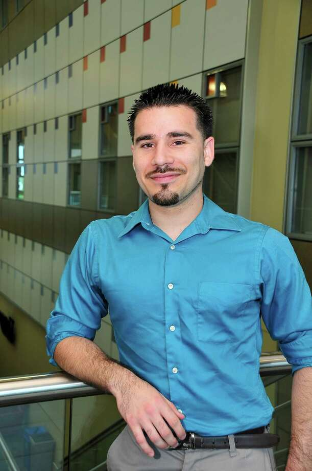 Daniel Rodriguez hopes to work for one of the major oil companies someday. He's discovered that universities require more independent learning, and he's grateful that he's prepared because of the work he did at San Jacinto College.