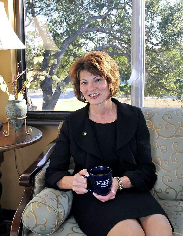 Brenda Hellyer, Ed.D., chancellor, San Jacinto College