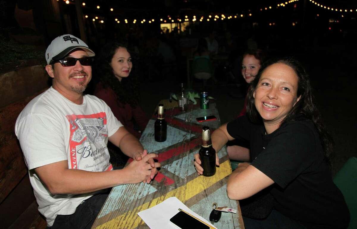 Jake, Julia, Cleo and Marci Hernandez