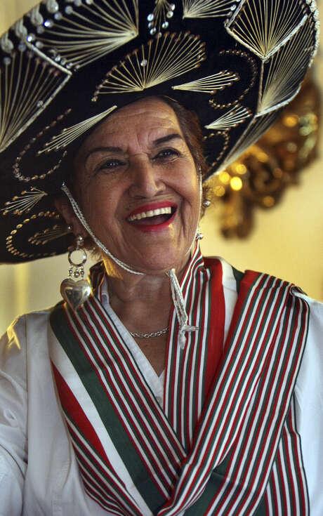 Rita Vidaurri will have a birthday party Friday at the Guadalupe Theater. Photo: Express-News File Photo / gferniz@express-news.net