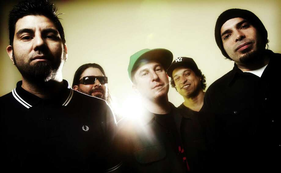 Chino Moreno (left) will lead Deftones on the Rockfest Main Stage on Saturday. Photo: Getty Images / 2010 Nigel Crane