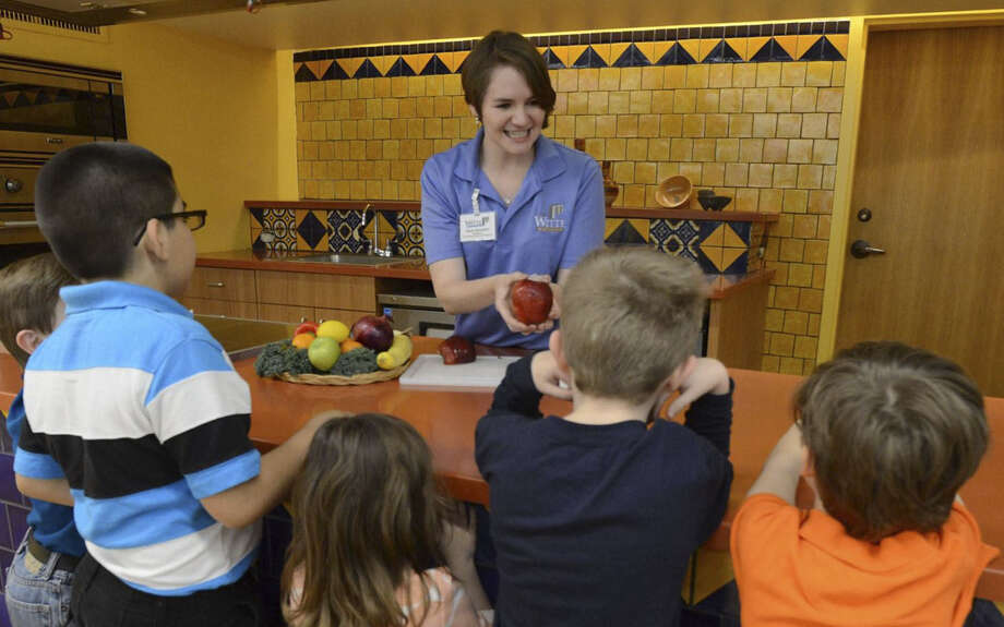 Kids can learn all about healthy living at the H-E-B Body Adventure Powered by University Health System at the Witte Museum. Photo: Courtesy Kirk Fields