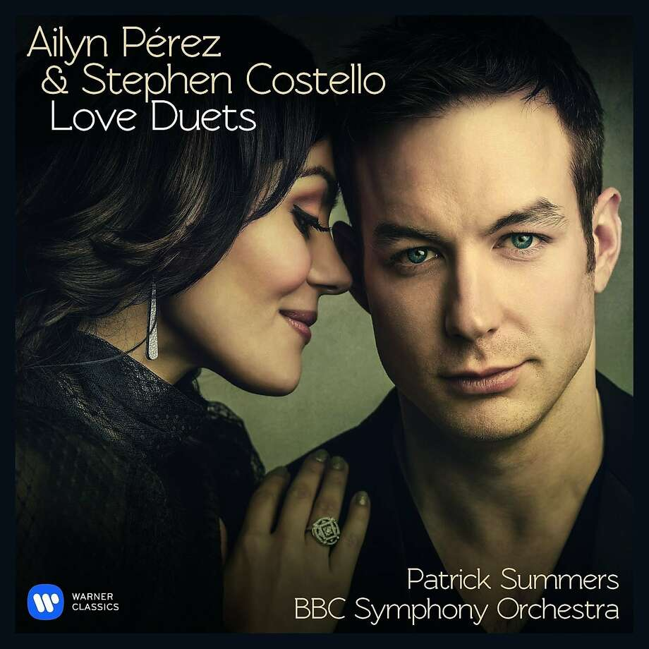 Ailyn Pérez and Stephen Costello Photo: Warner Classics