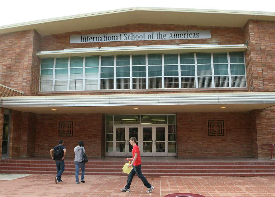 Brad Dehart taught English at the International School of the Americas, a school district official confirmed. Photo: HELEN L. MONTOYA, San Antonio Express-News / hmontoya@express-news.net
