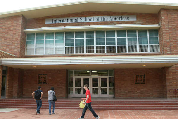 METRO: International School of the Americas was the second ranked high school on the Houston based Children at Risk's rankings of San Antonio Area High Schools. HELEN L. MONTOYA/hmontoya@express-news.net