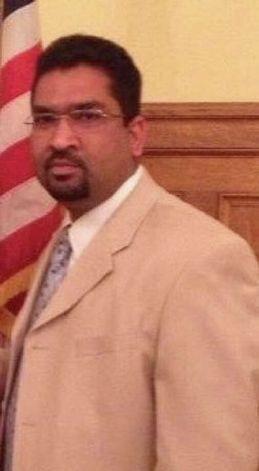 Dharam Hitlall was elected to the Schenectady school board as a write-in candidate. (Provided photo)