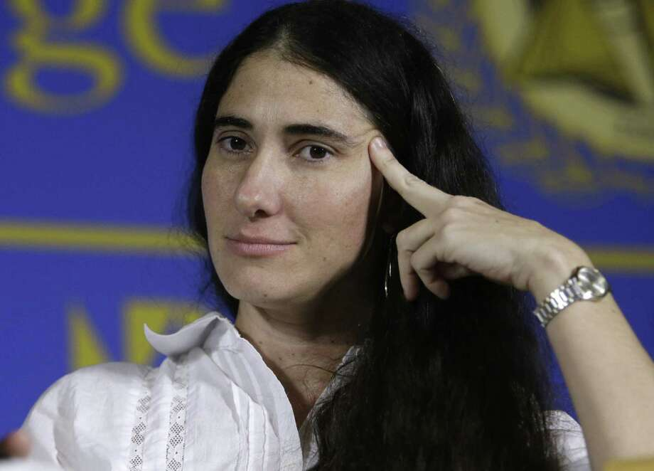Yoani Sanchez's,  newspaper will test the government's openness to free expression. Photo: Associated Press / AP