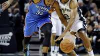Kawhi Leonard enters Spurs-Thunder series on equal footing with Kevin Durant - Photo