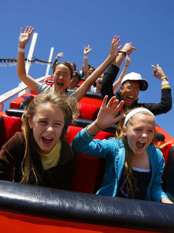 """When we asked """"What does San Francisco still need?"""" readers had their own suggestions. SFGate commenter """"alphaxanon"""" said: """"A boardwalk amusement park with rollercoasters and other thrill rides.  Sorry, Pier 39 just doesn't cut it."""" Photo: Michael Macor, The Chronicle"""
