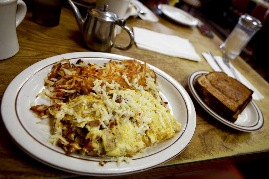 """A breakfast place that makes decent hash browns and not the accursed San Francisco 'HOME FRIES'"" (Suggested by ""toasto."") Photo: Russell Yip, The Chronicle"