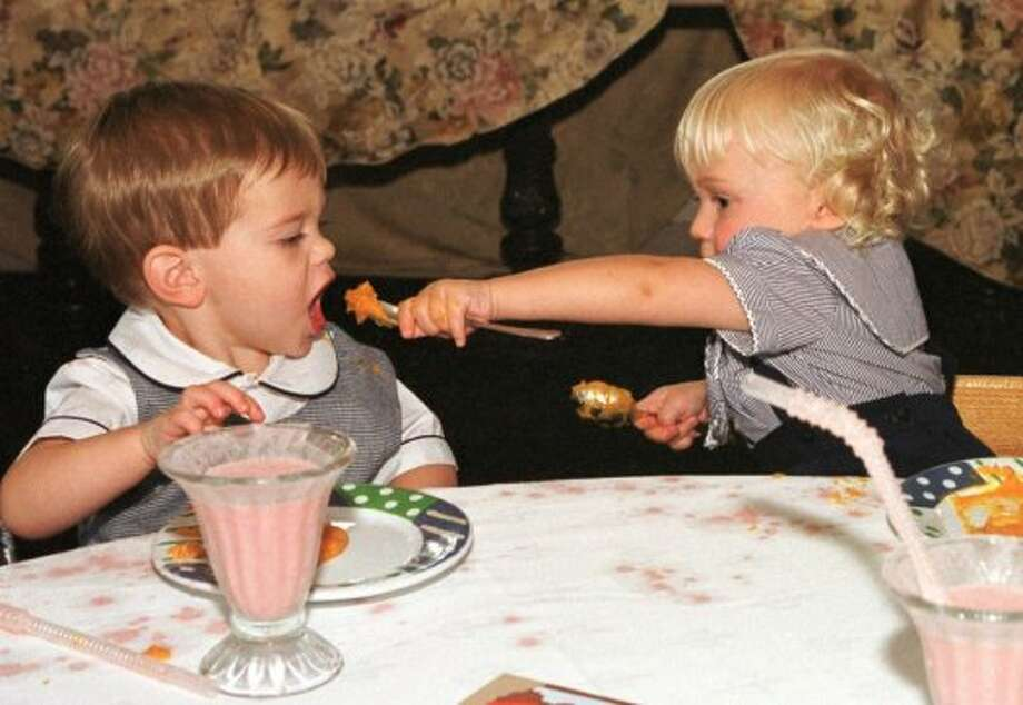 """More restaurants with kids menus!"" (Suggested by ""crab_apple."") Photo: Terry Renna, Associated Press"