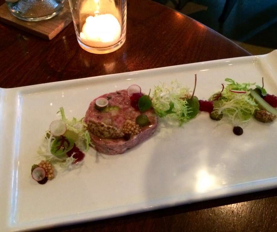 Duck pate ($14)