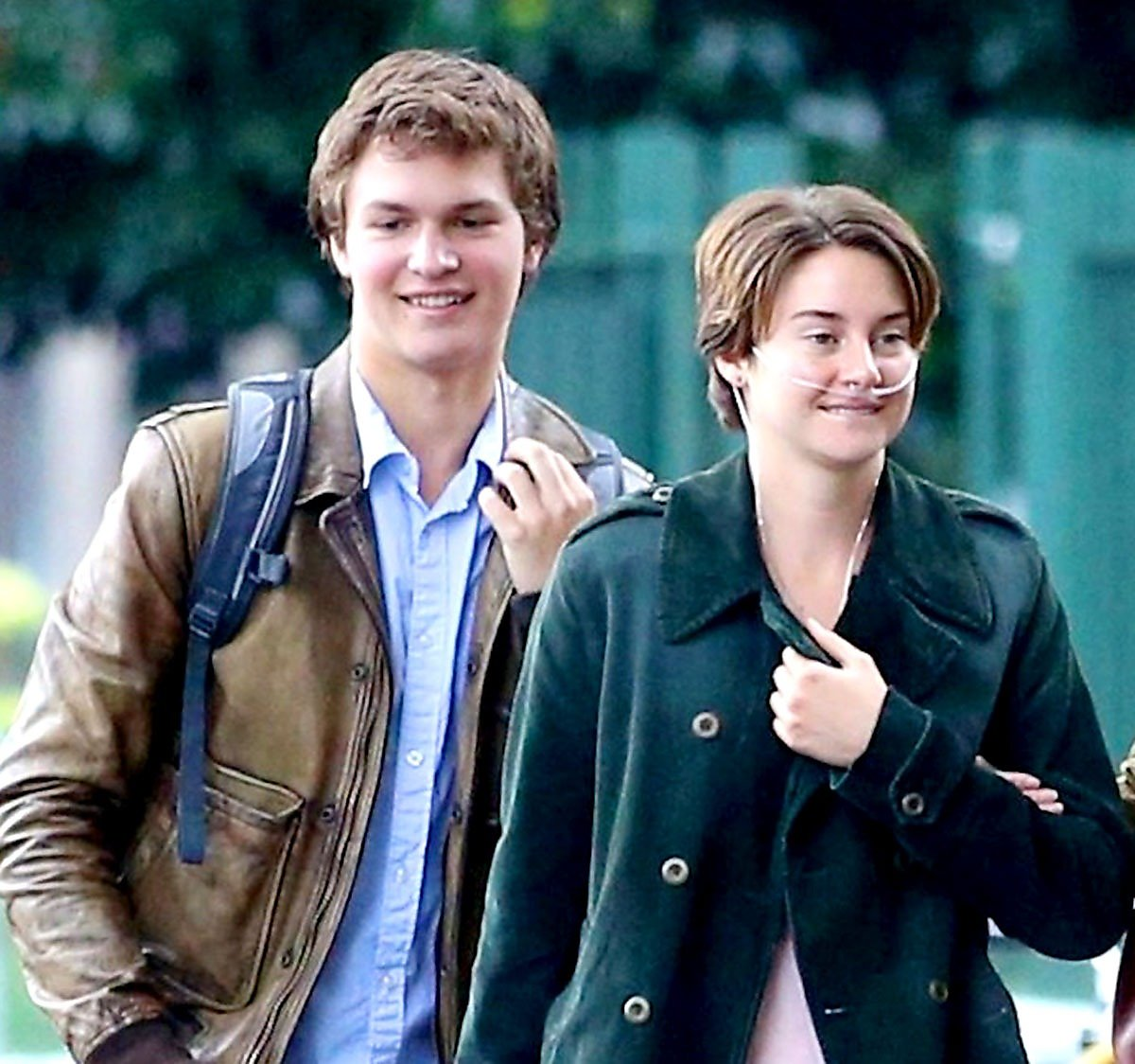 Fault In Our Stars Review Beauty And Manipulation Sfgate
