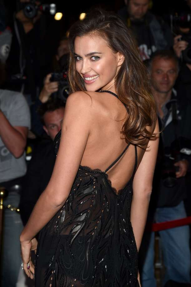 Irina Shayk attends the Roberto Cavalli yacht party at the 67th Annual Cannes Film Festival on May 21, 2014 in Cannes, France. Photo: Venturelli, WireImage