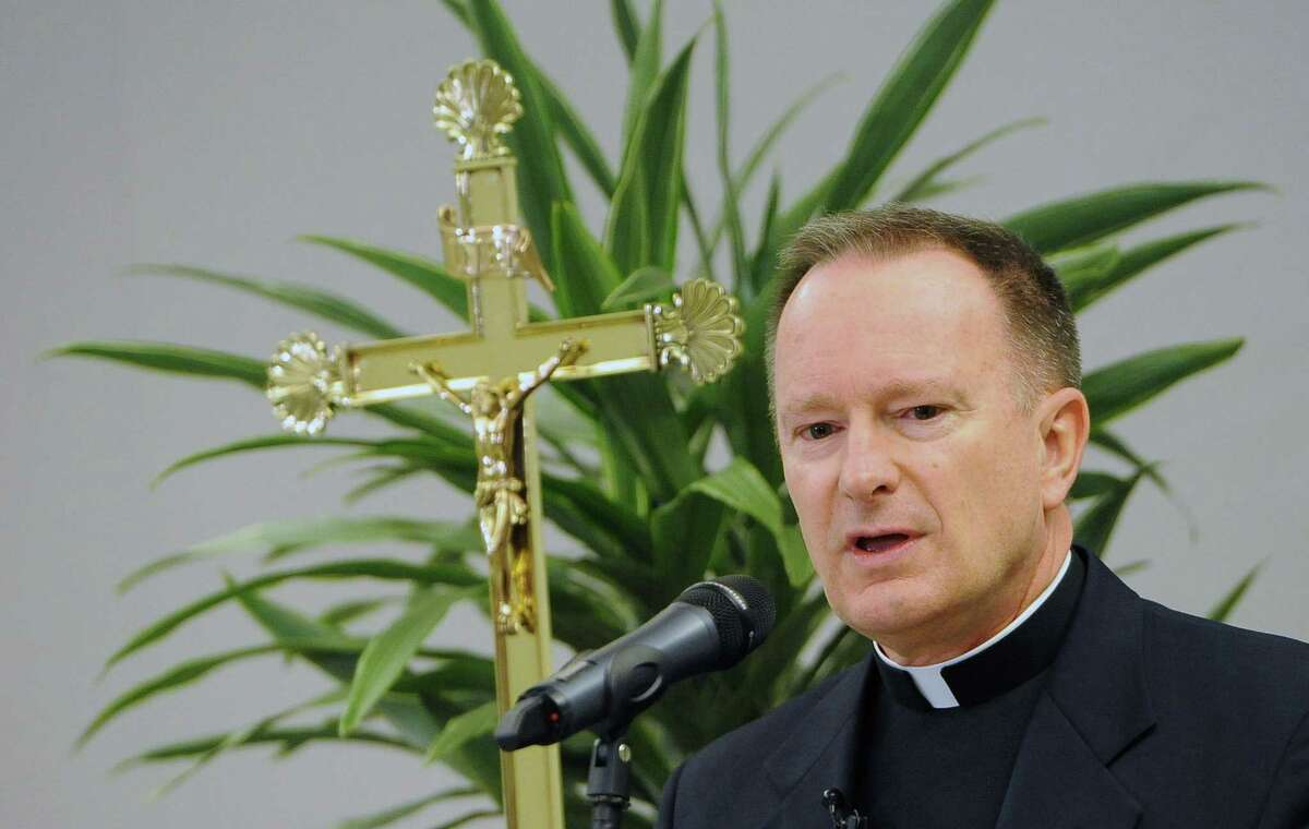 Bishop Michael Barber is trying to ease the harsh terms in the last contract.
