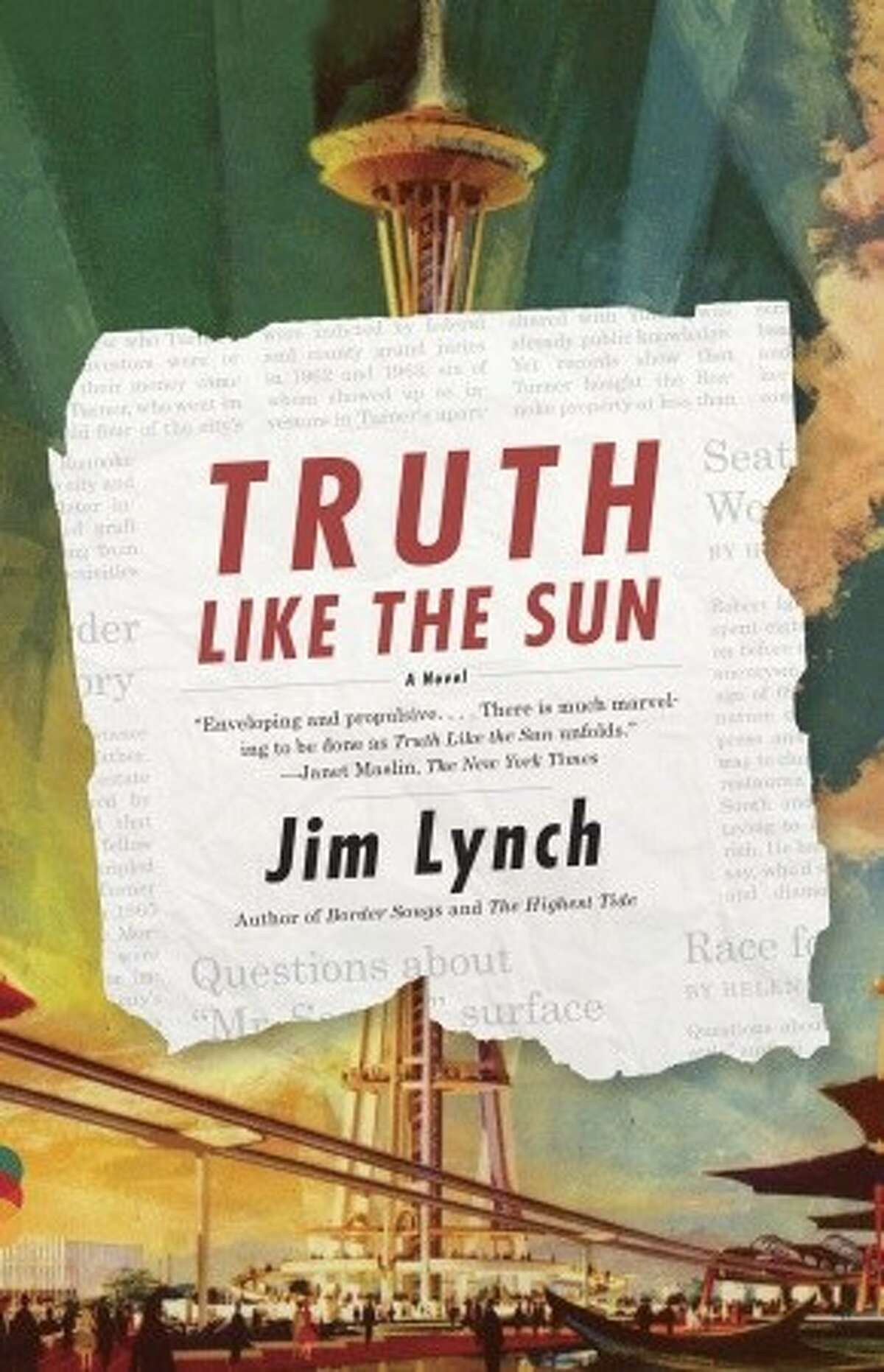 From the mind of former Seattle Times journalist Jim Lynch, this political thriller features an ethics-bending reporter for the SeattlePI. She does get the scoop on the political aspirations of a well-loved public figure.