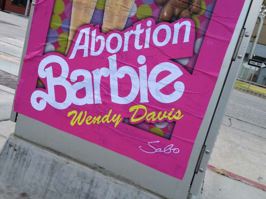 abortion barbie poster attack - 960×720