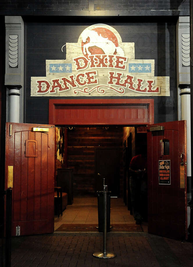 The Dixie Dance HallEnterprise file photo Photo: TAMMY MCKINLEY