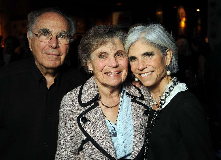 Jerry and Jane Schultz with Judy Nyquist Photo: Dave Rossman, For The Houston Chronicle